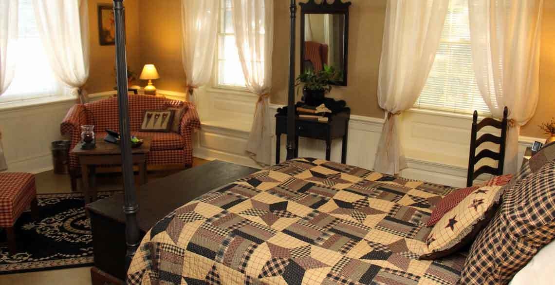 Lancaster pa bed and breakfast in style a primitive place for 717 salon lancaster pa