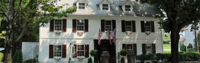 Policies of 1777 Americana Bed and Breakfast in Ephrata PA