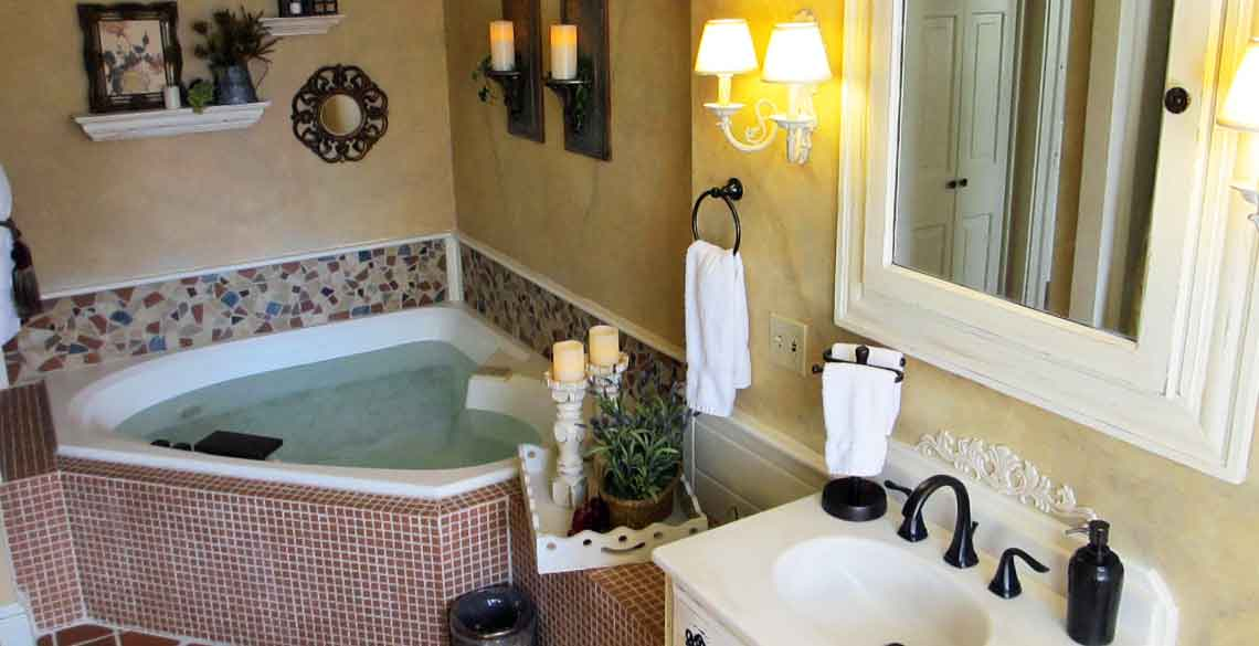 Private Jacuzzi Le Boudoir Room in Lancaster County, PA