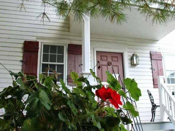 Outdoors At 1777 Americana Inn