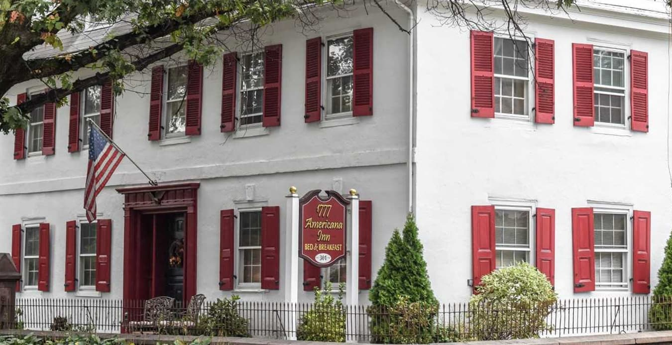 Bed and Breakfast near Lancaster, PA