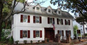 Daytime Look of 1777 Americana Inn