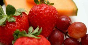 Fruit Selection at 1777 Americana Inn