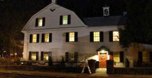 Night View of 1777 Americana Inn