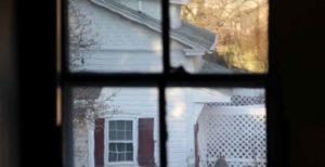 Window View of 1777 Americana Inn